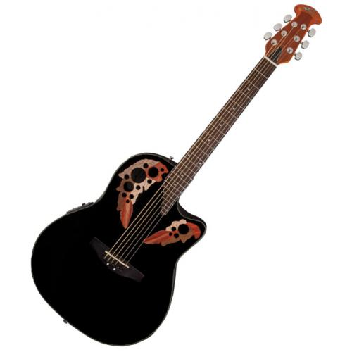 OVATION AE44-5 APPLAUSE BLACK