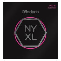 Photo D'ADDARIO NYXL SUPER LIGHT 09/42
