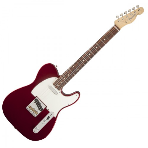 FENDER CLASSIC PLAYER BAJA TELECASTER '60S CANDY APPLE RED