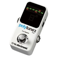 Photo TC ELECTRONIC POLYTUNE 2 MINI