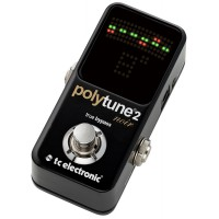 Photo TC ELECTRONIC POLYTUNE 2 NOIR