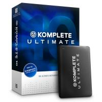 Photo NATIVE INSTRUMENTS KOMPLETE 10 ULTIMATE