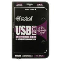 Photo RADIAL USB-PRO