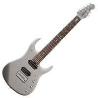 Photo MUSIC MAN JOHN PETRUCCI 7 JP13 PLATINUM SILVER
