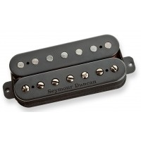 Photo SEYMOUR DUNCAN NAZGUL 7 BRIDGE PASSIF BLACK - NGL-B-P-7STR