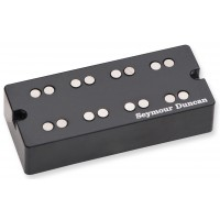 Photo SEYMOUR DUNCAN NYC BASS 4 PASSIF BRIDGE BLACK - NYCB-4B