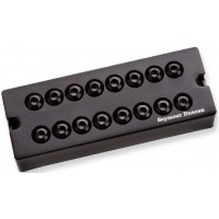 Photo SEYMOUR DUNCAN INVADER BRIDGE ACTIF 8 CORDES - SH-8B-A-SB-8STR