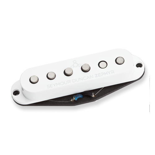 SEYMOUR DUNCAN ZEPHYR SILVER STRAT NECK WHITE - ZSL-1NW