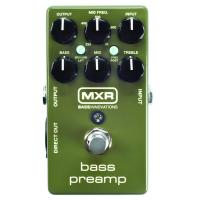 Photo MXR M81 - BASS PREAMP