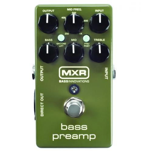 MXR M81 - BASS PREAMP