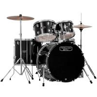 "Photo TORNADO BY MAPEX KIT JAZETTE 18"" NOIR"