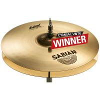 Photo SABIAN AAX X-PLOSION HATS 16""