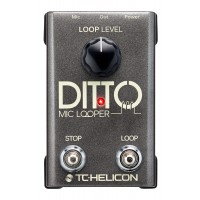 Photo TC-HELICON DITTO MIC LOOPER