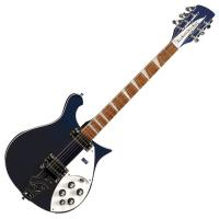Photo RICKENBACKER 620 MIDNIGHT BLUE 12 CORDES