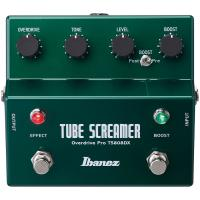 Photo IBANEZ TS808DX - TUBE SCREAMER OVERDRIVE + BOOSTER