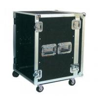 Photo POWER FLIGHTS FLIGHT CASE 12U AVEC ROULETTES