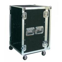 Photo POWER FLIGHTS FLIGHT CASE 14U AVEC ROULETTES