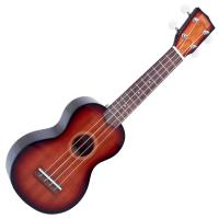 Photo MAHALO MJ1-3TS - UKULELE SOPRANO SUNBURST