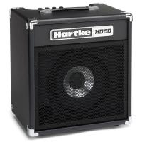 "Photo HARTKE HD50 - COMBO BASSE 1X10"" - 50W"