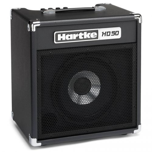 HARTKE HD50 - COMBO BASSE 1X10 - 50W