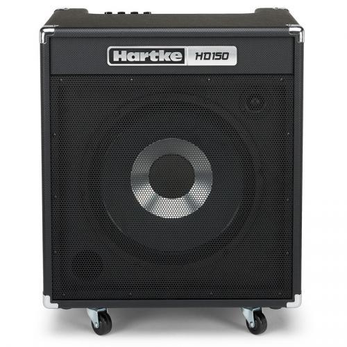 HARTKE HD150 - COMBO BASSE 1X15 - 150W