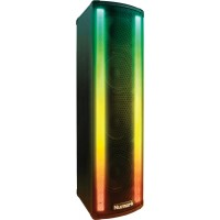 Photo NUMARK LIGHTWAVE - ENCEINTE ACTIVE 100W AVEC BANDEAUX LED