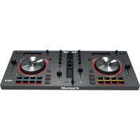 Photo NUMARK MIXTRACK III - CONTROLEUR DJ 2 VOIES + 16 PADS
