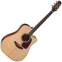 Photo TAKAMINE P4DC ELECTRO CUTAWAY NATURAL GLOSS