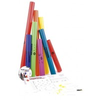 Photo FUZEAU BOOMWHACKERS PACK AVEC NOTICE ET CD