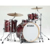 Photo TAMA PR32RZS - KIT STARCLASSIC PERFORMER B/B 3 FÛTS RED OYSTER