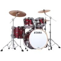 Photo TAMA PR42S - KIT STARCLASSIC PERFORMER B/B 4 FÛTS RED OYSTER