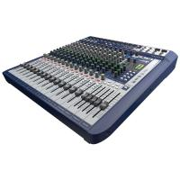 Photo SOUNDCRAFT SIGNATURE 16