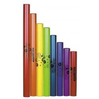 Photo FUZEAU BOOMWHACKERS ALTO DIATONIQUES (8 NOTES)