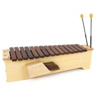 Photo FUZEAU XYLOPHONE TENOR DIATONIQUE BERGERAULT
