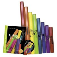 Photo FUZEAU METHODE TUBES A TUBES + JEU DE BOOMWHACKERS