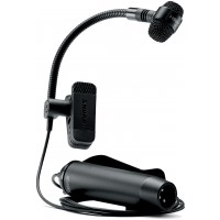 Photo SHURE PGA98H-XLR CUIVRES STATIQUE CARDIOÏDE