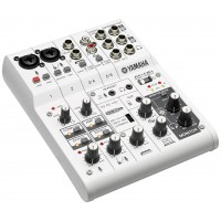 Photo YAMAHA AG06 TABLE DE MIXAGE USB