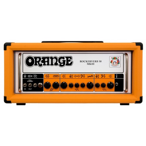 ORANGE RK50H ROCKERVERB 50 MKIII HEAD