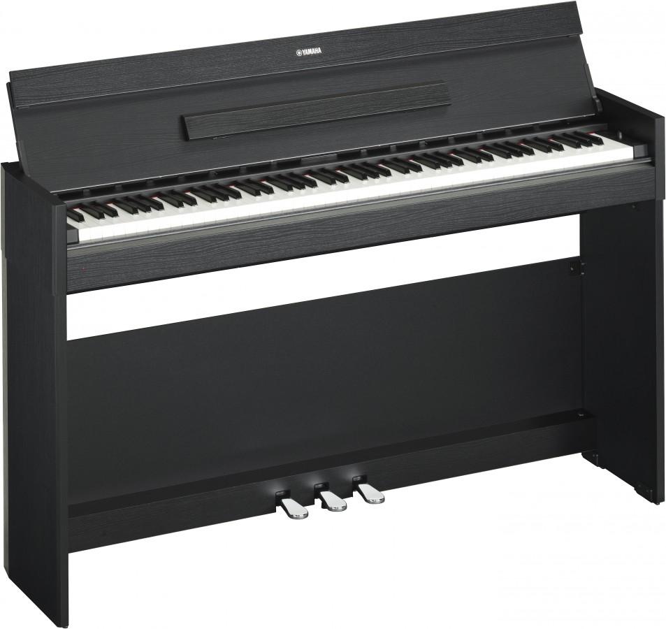 Yamaha ydp s52b piano numerique noir achat piano for Meuble yamaha