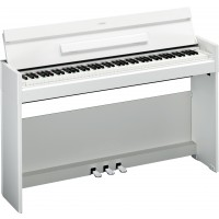 Photo YAMAHA YDP-S52WH PIANO NUMERIQUE BLANC