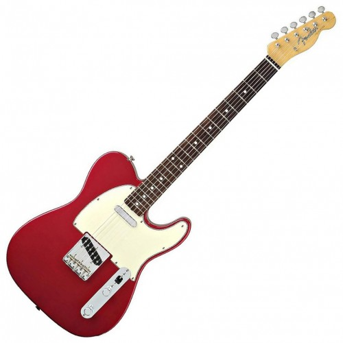 FENDER TELECASTER '62 CUSTOM JAPAN CANDY APPLE RED