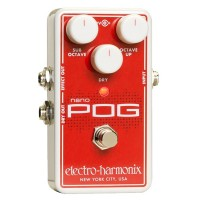 Photo ELECTRO HARMONIX NANO POG