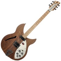 Photo RICKENBACKER 330W WALNUT