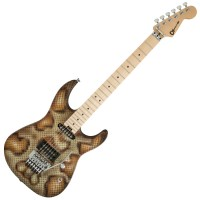 Photo CHARVEL WARREN DEMARTINI SIGNATURE SNAKE