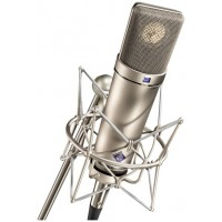 Photo NEUMANN U 87 AI - STUDIO SET NICKEL