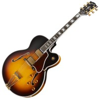 Photo GIBSON BYRDLAND VINTAGE SUNBURST