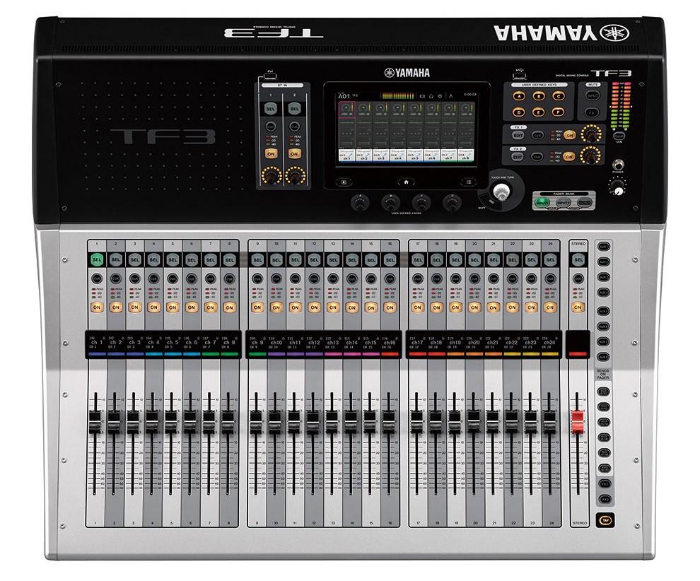 Tf3 console numerique achat table de mixage yamaha - Table de mixage numerique yamaha ...