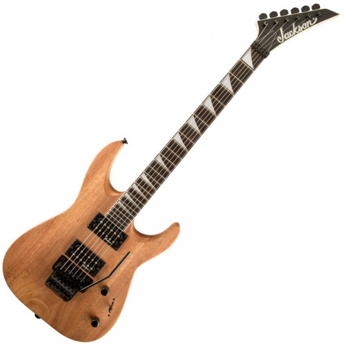JACKSON JS32 DINKY ARCH TOP NATURAL OIL