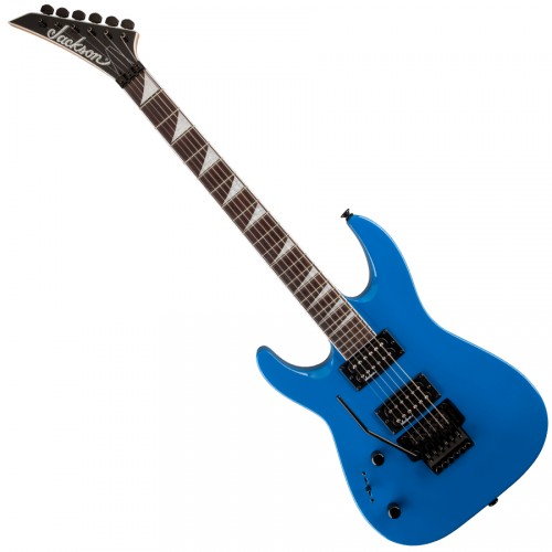 JACKSON JS32-L DINKY ARCH TOP BRIGHT BLUE