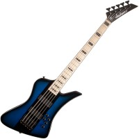 Photo JACKSON DAVID ELLEFSON X-SERIES KELLY BIRD V BLUE BURST